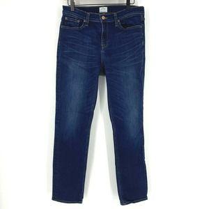 J Crew Jeans Matchstick Skinny Dark Wash